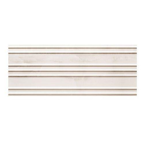 Glazura Onyx Arte 29 8 x 74 8 cm white stripes 1 337 m2 (5907602122800)