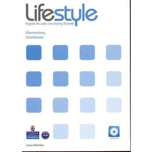 Lifestyle Elementary, Workbook (zeszyt ćwiczeń) plus Audio CD (80 str.)