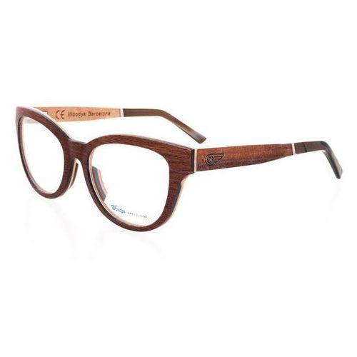 Woodys barcelona Okulary korekcyjne pearl district 05