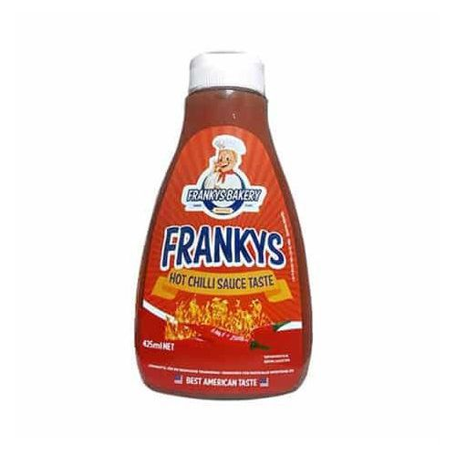 Franky's bakery - sos hot chilli 425ml