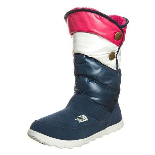SOPRIS Śniegowce shiny cosmic blue/tnf red, The North Face
