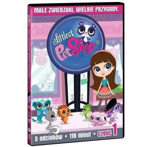 Hasbro studios My littlest pet shop. część 1 (odcinki 1-4) (7321997810254)