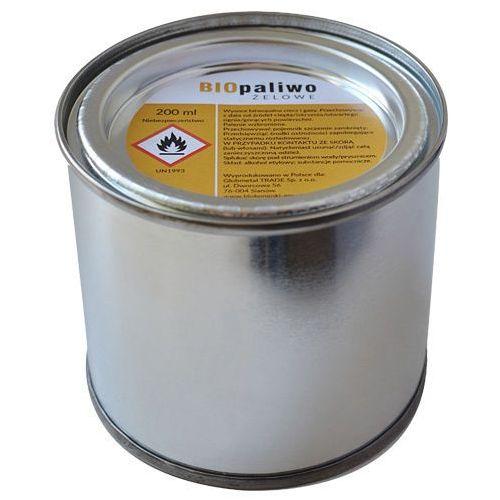 Biopaliwo żelowe, w żelu - puszka 200 ml marki Globmetal