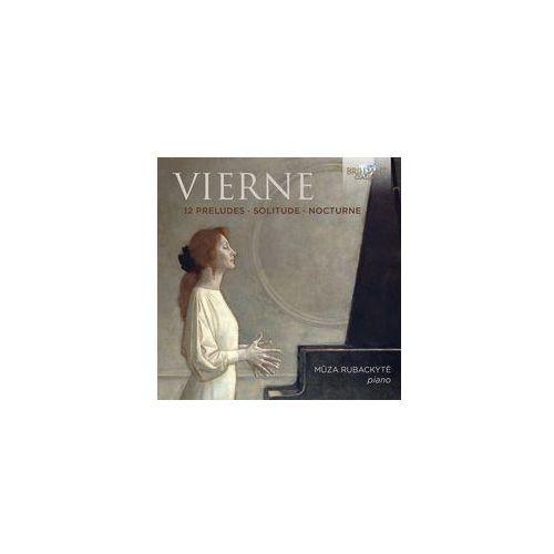 Brilliant classics 12 preludes / solitude / nocturne (płyta cd) (5028421951546)