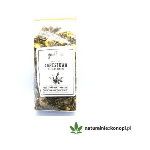 Herbata agrestowo-konopna 100g