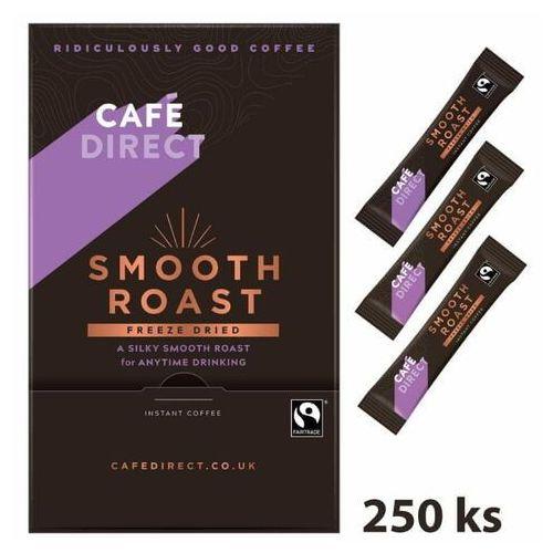 Cafédirect kawa rozpuszczalna smooth roast, 250 x 1,5 g (5018190019660)