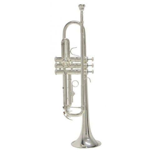 Bach TR-650S trąbka Bb, posrebrzana (z futerałem)