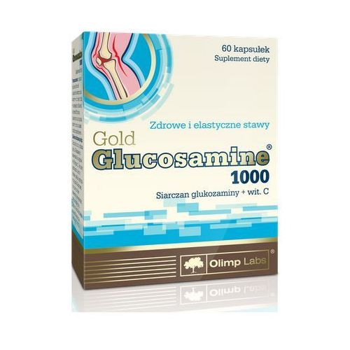 Kapsułki Olimp Gold Glukozamina 1000 60 kaps.