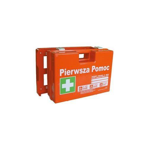 """Przemysłowa apteczka pierwszej pomocy """"K 20 Plus"""" 2X DIN 13164 w walizce z tworzywa"""