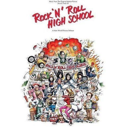 Rock 'n' roll high school ost (rocktober 2019) - różni wykonawcy (płyta winylowa) marki Various artists
