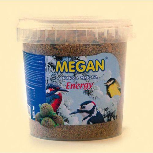 energy - karma tłuszczowa dla ptaków zimujących 1l marki Megan