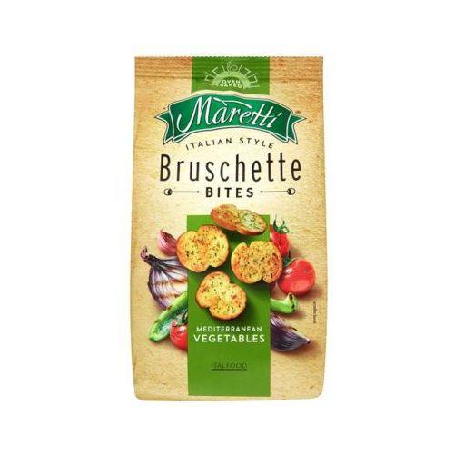 Maretti Bruschette 70g chrupki chlebowe mix warzyw