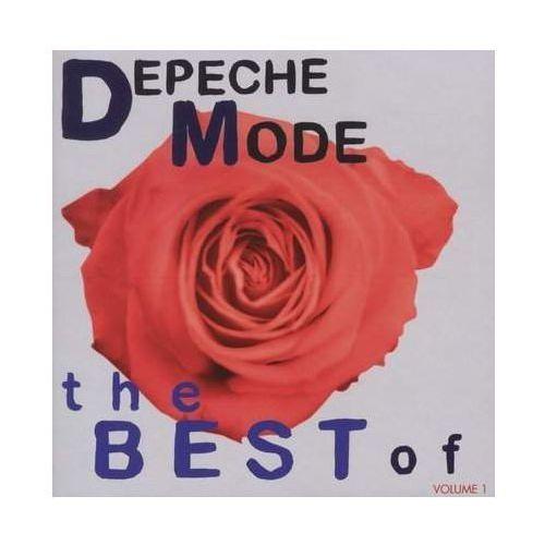 The best of depeche mode, vol. 1 cd+dvd marki Sony music entertainment