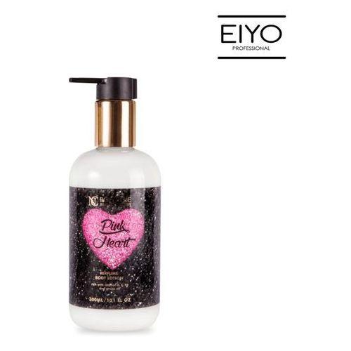 Balsam do ciała pink heart - zapach dla kobiet - 300 ml marki Nails company