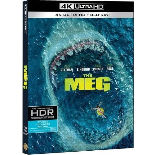 THE MEG (2BD 4K) (Płyta BluRay) (7321999349387)