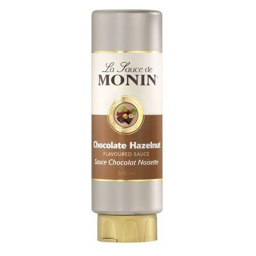 Sos Monin Orzech Laskowy - Nutella 0,5L
