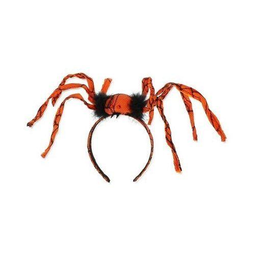 Opaska z pająkiem pomarańczowym - 1 szt.