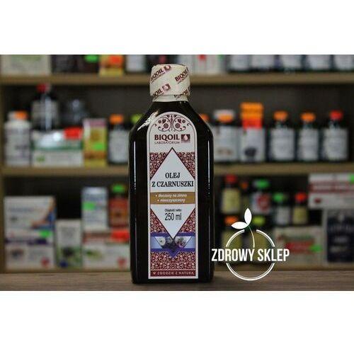Olej z czarnuszki czarnego kminu tłoczony na zimno nierafinowany 250ml biooil marki Biooil ul. dekoracyjna 3, 65-155 zielona góra, polska dystrybutor: bio