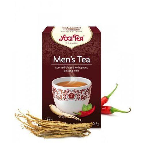 dla mężczyzny (men's tea) marki Yogi tea
