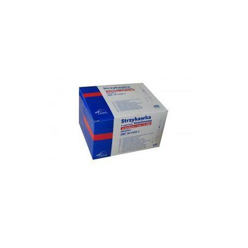 Strzykawki insulinowe  1ml 0,4x13mm u100 od producenta Zarys