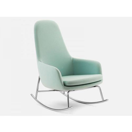 Fotel na Biegunach Era z Wysokim Oparciem gabriel-fame  602879, marki Normann Copenhagen do zakupu w sfmeble.pl