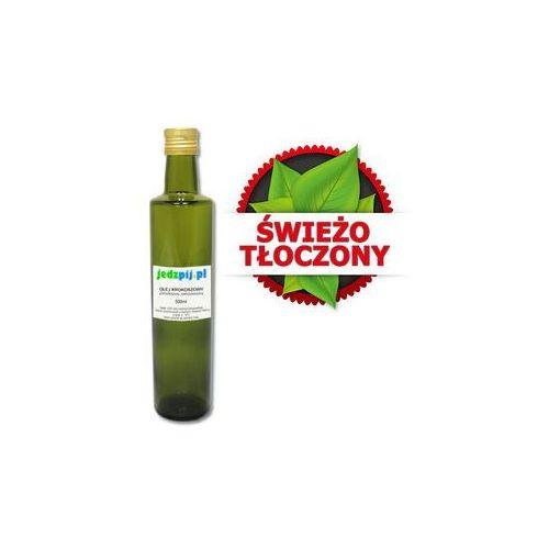 OLEJ KROKOSZOWY | SZAFRANOWY 500 ml - ŚWIEŻO TŁOCZONY (Oleje, oliwy i octy)