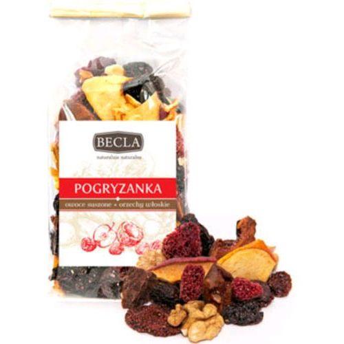 Pogryzanka - mieszanka owoców suszonych i orzechów włoskich 100g * marki Awb becla