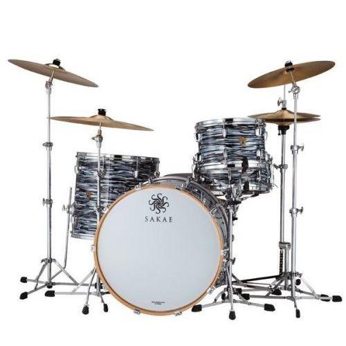 Sakae TR 266 KF - TR2T shell set zestaw perkusyjny (22x16, 12x8, 16x16, single tom holder)