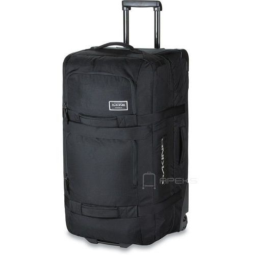 Dakine split roller 85l torba podróżna na kółkach 76 cm / czarna - czarny (0610934092653)