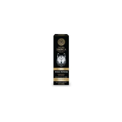 Natura Siberica Wolf Power, tonizujący krem do twarzy, 50ml