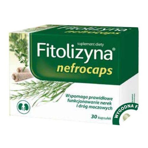 Herbapol lublin Fitolizyna nefrocaps x 30 kapsułek