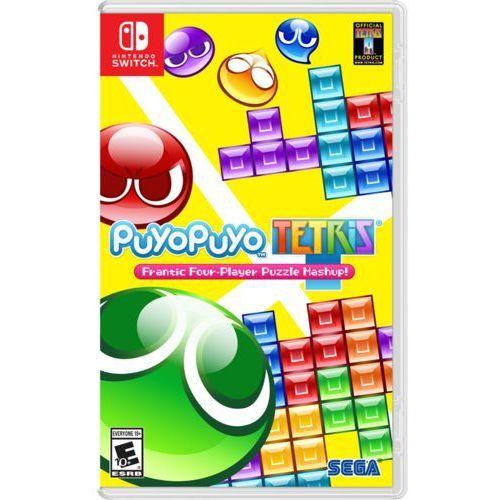 Puyo Puyo Tetris - Nintendo Switch - Puzzle (4020628811846)