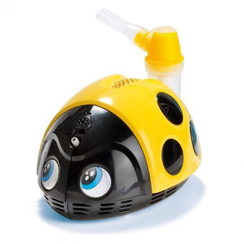 Flaem Inhalator nuova magic care mr beetle żółty + zamów z dostawą jutro! + darmowy transport! (8018294009632)