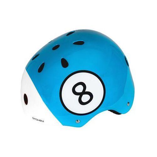 Spokey, Bila, kask dziecięcy, rozmiar L - produkt z kategorii- akcesoria sportowe dla dzieci