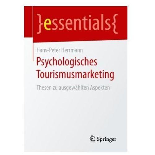 Psychologisches Tourismusmarketing Hermann, Hans-Peter