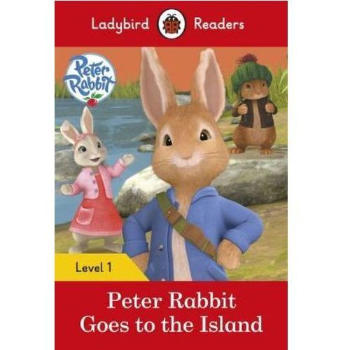 Peter Rabbit: Goes To The Island - Ladybird Readers Level 1 (9780241254158)