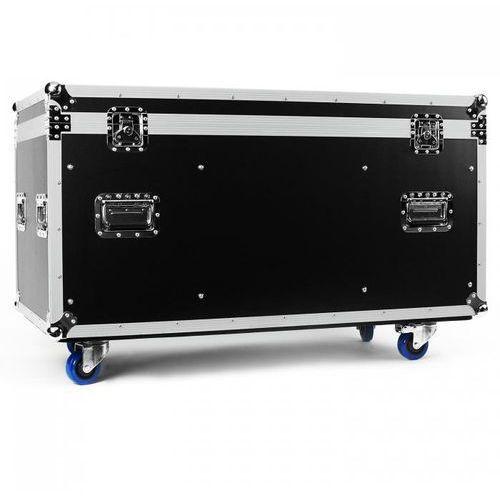 Uniwersalny flightcase skrzynia multiplex 118 x 61 x 58cm kółka marki Frontstage