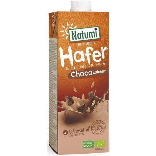 Mleko Owsiano - Czekoladowe z Wapniem BIO 1L - Natumi (4038375024945)