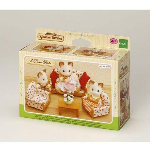 Sylvanian Families, trójelementowy zestaw wypoczynkowy - produkt z kategorii- domki dla lalek
