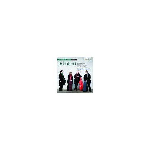 Brilliant classics Schubert: complete string quartets vol. 3 (5028421944630)