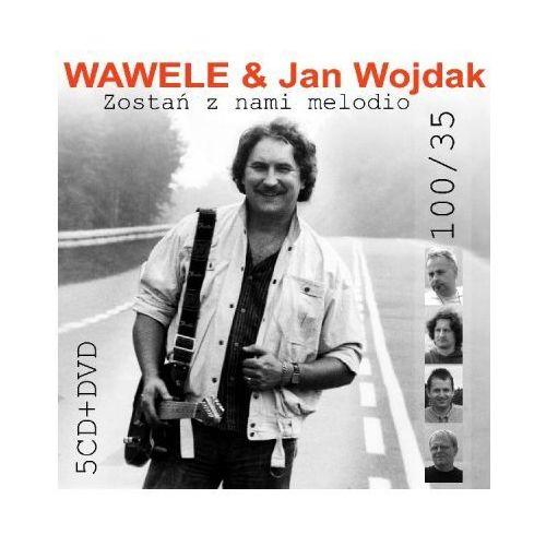 Mtj Zostań z nami melodio - wawele & jan wojdak (płyta cd)