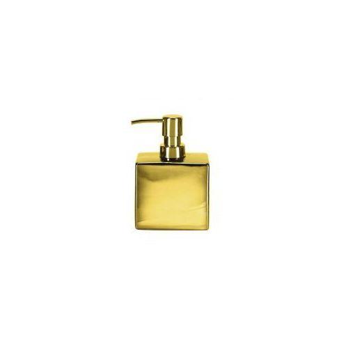 Kleine wolke Dozownik do mydła 10x15 cm glamour złota kw-5065125854 (4004478219786)