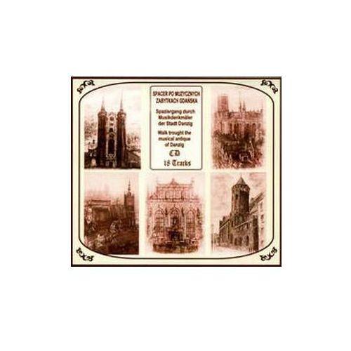 Soliton Praca zbiorowa - muzyka w gdańskich zabytkach. różni wykonawcy cd (5907577108632)