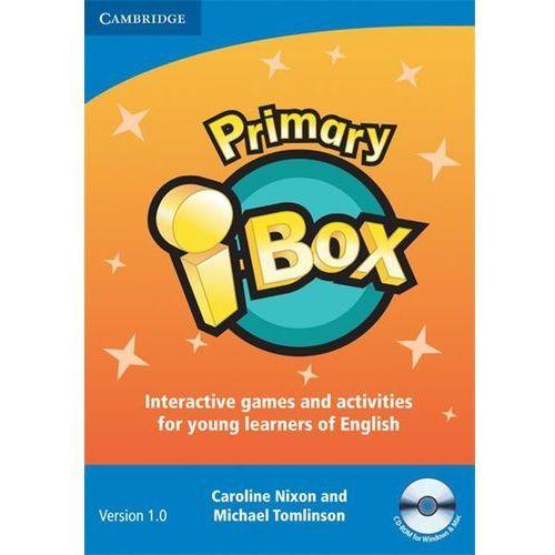 Primary I-Box CD-ROM (Single Classroom) (9780521515740)