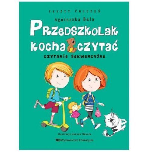 Przedszkolak kocha czytać Czytanie sekwencyjne z.ćwiczeń (2014)