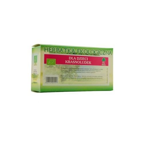 Dary natury Dla dzieci krasnoludek 20x2g - ekologiczna herbatka ekspresowa (5903246861976)