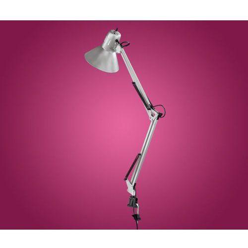FIRMO - LAMPA BIURKOWA EGLO - 90874 PRZYKRĘCANA DO BLATU - sprawdź w LUNA OPTICA