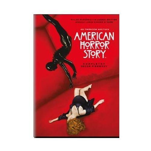 American horror story - sezon 1 (3xdvd) - ryan murphy darmowa dostawa kiosk ruchu marki Imperial cinepix