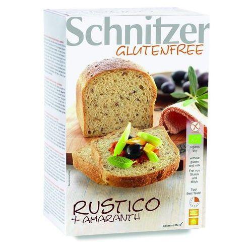 Schnitzer Chleb kukurydziany z amarantusem bezglutenowy bio 500 g