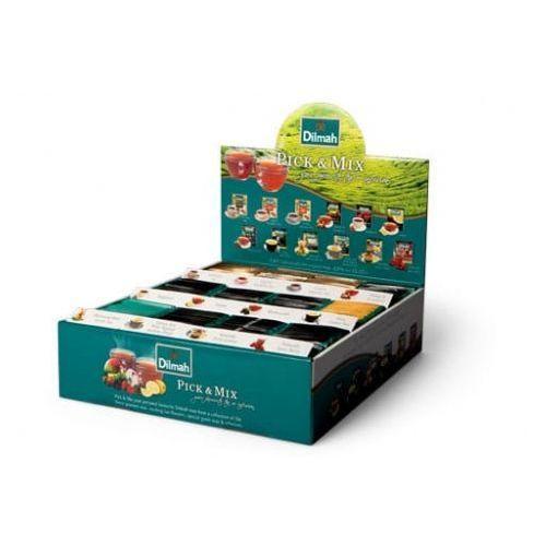 DILMAH 240x2g Zestaw 12 rodzajów Herbat ekspresowych (9312631144000)